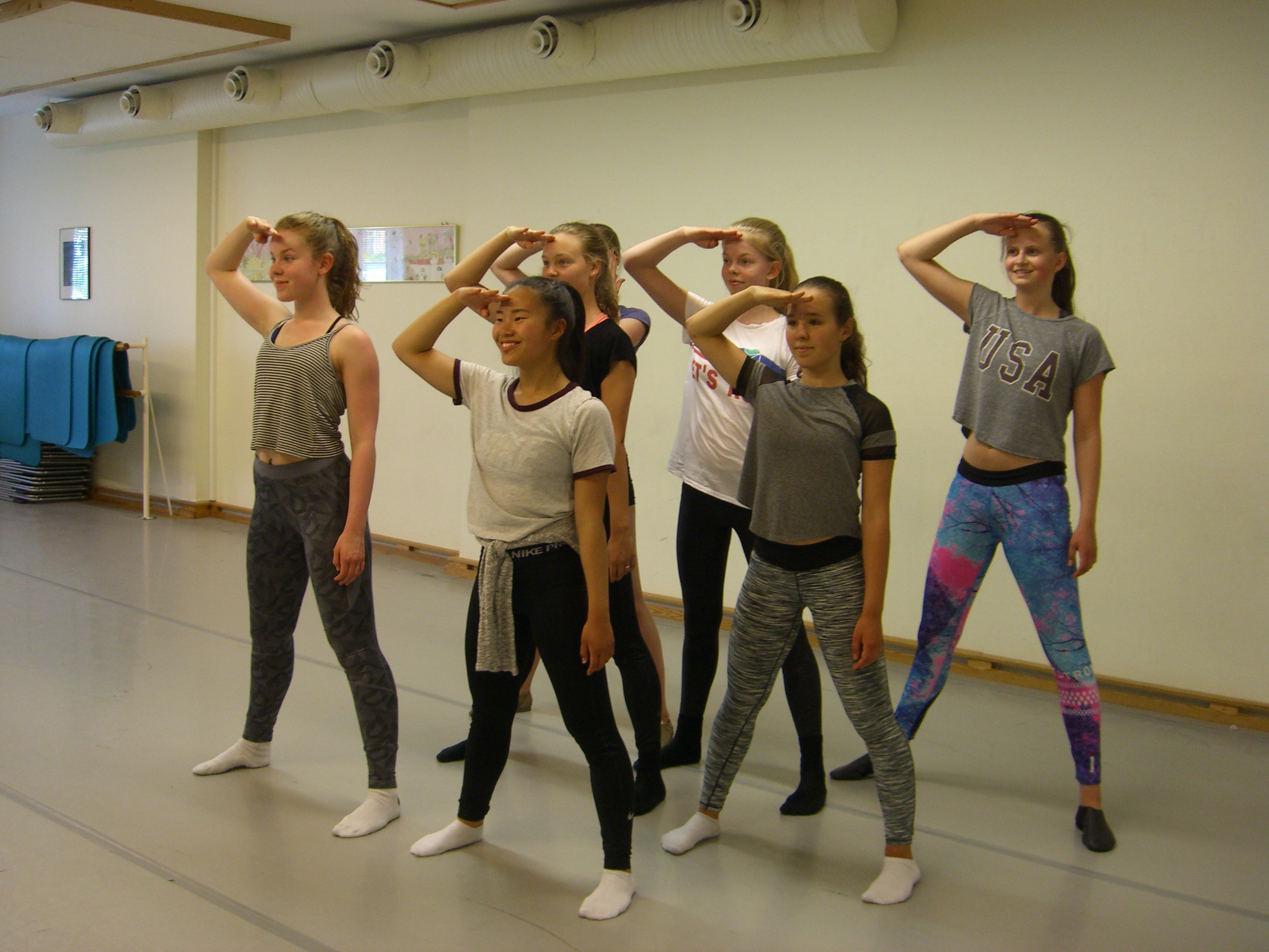 balettskole i lillehammer